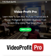 [GB] The RUN Guys – Video Profit Pro