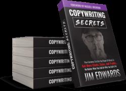 Jim Edwards – Copywriting Secrets Audiobook + PDF