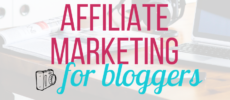 [GB] Affiliate Marketing For Bloggers The Master Course