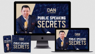Dan Lok – Public Speaking Secrets – Value $49
