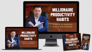 Dan Lok – Millionaire Productivity Secrets – Value $49