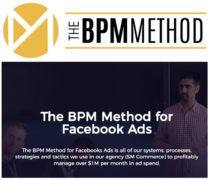 Depesh Mandalia – The BPM Method (Facebook Ads 2020)