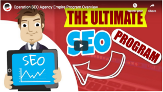 David Hood – Operation SEO Agency Empire