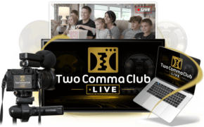 Russell Brunson – Two Comma Club LIVE – Value $147