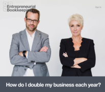 The Life Coach School – Entrepreneurial Bookkeeping