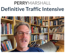 [GB] Perry Marshall – Definitive Traffic Intensive