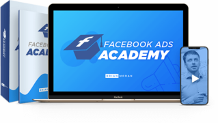 Brian Moran – The Facebook Ads Academy – Value $497
