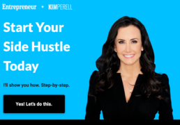 Kim Perrel – Side Hustle Accelerator – Value $79