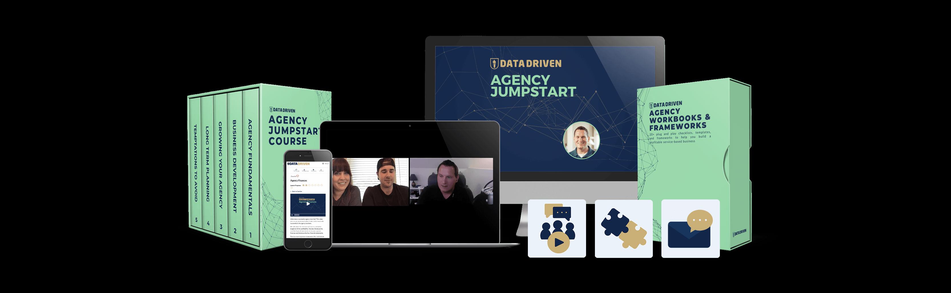 DataDriven – Agency Jumpstart