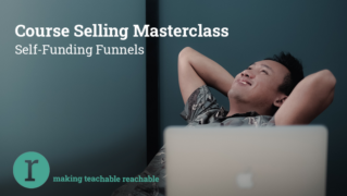 Nik Maguire – Course Selling Masterclass – Value $149