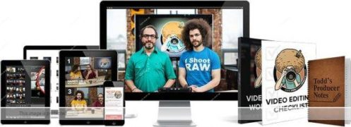 Jared Polin & Todd Wolfe – FroKnowsPhoto Guide To Video Editing – Value $197