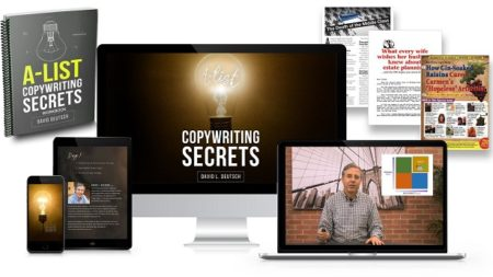David Deutsch – A-List Copywriting Secrets