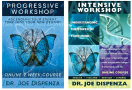 Dr Joe Dispenza – Progressive and Intensive Workshops – Value $299