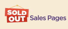 [GB] Luisa Zhou – Sold Out Sales Page