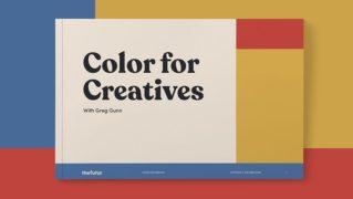 Greg Gunn – Color For Creatives – Value $119