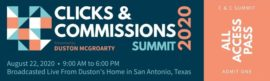 Duston McGroarty – Clicks & Commissions Summit 2020