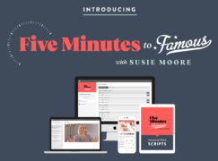 [GB] Susie Moore – Five Minutes to Famous
