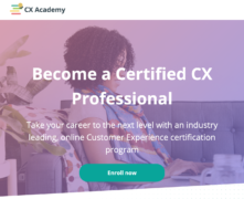CX Academy – Customer Experience 101