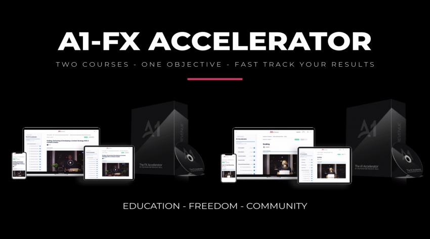The A1 Accelerator x The FX Accelerator