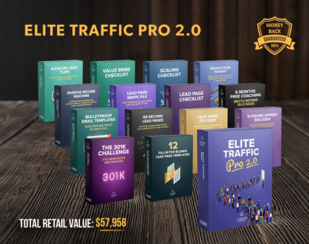 Elite Traffic Pro 2.0 (2020)