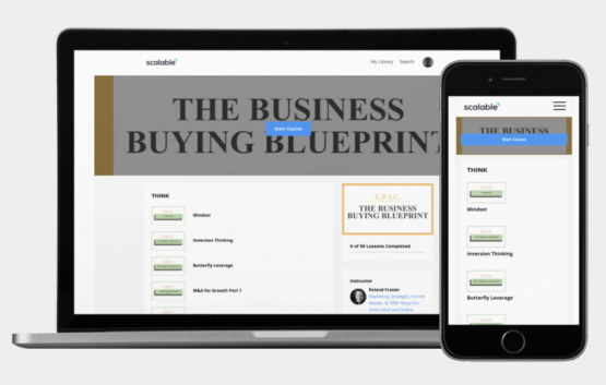 Roland Frasier – Epic Business Buying Blueprint
