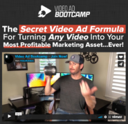 Kevin Anson – Video Ad Bootcamp – Value $997