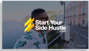 Daniel Dipiazza (Foundr) – Start Your Side Hustle – Value $997