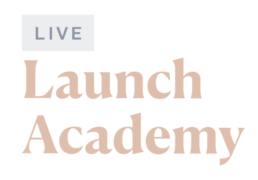 [GB] Shannon Lutz – Live Launch Academy