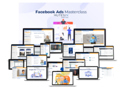 Mutesix – The Facebook Ads Masterclass – Value $1297