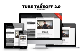Andy Hafell – Tube Takeoff 2.0 – Value $997
