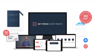 [GB] Brian Dean – Get Press Every Month
