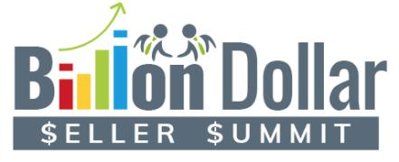 [GB] Kevin King – Billion Dollar Seller Summit 2021