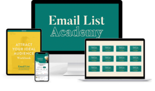 Melissa Griffin – Email List Academy – Value $497