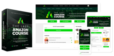 Brock Johnson – The Last Amazon Course – Value $39