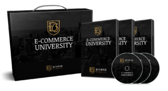 Justin Woll – BSF E-Commerce University – Value $997