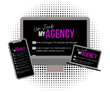 Isaac Ruble – Unzuck My Agency