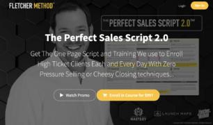 Aaron Fletcher – Sales Script 2.0 – Value $997