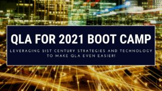 Bruce Whipple – QLA For 2021 Boot Camp – Value $797