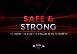 Charles Floate – Safe & Strong The Definitive Guide To Private Blog Networks – Value $199