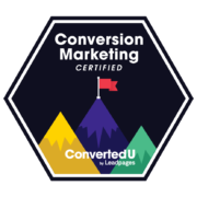 [GB] Conversion Marketing Certification by Convertedu Leadpages