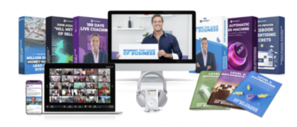 John Assaraf – Winning the Game of Business 2021 – Value $1497