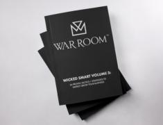 WarRoom Wicked Smart Book Set – Value $197
