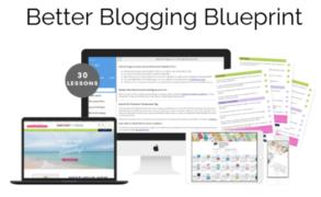 Vanessa Shepherd – Better Blogging Blueprint – Value $29