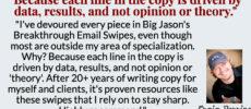 [GB] Jason Henderson – Breakthrough Email Swipe Files
