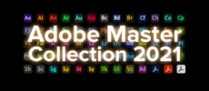Special Offer: Adobe Master Collection CC 2021 (Mac OS) @ $65 or $20 each Lifetime Activated.