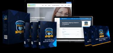 QuickStart Agency – Client in a Weekend +OTOs – Value $197