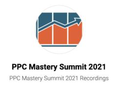 Kevin Sanderson – Amazon PPC Mastery Summit – Value $197